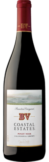 Beaulieu Vineyard Pinot Noir Coastal Estates 2014 750ml -...
